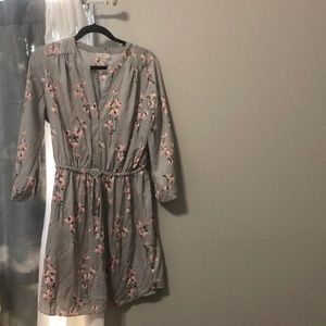 LOFT Cherry Blossom Dress